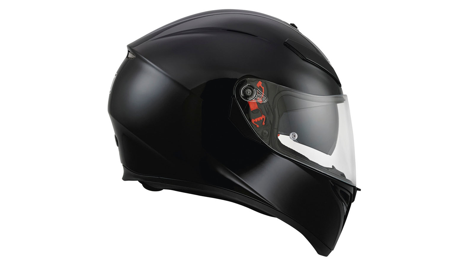 Мотошлем AGV K-3 SV Solid Black