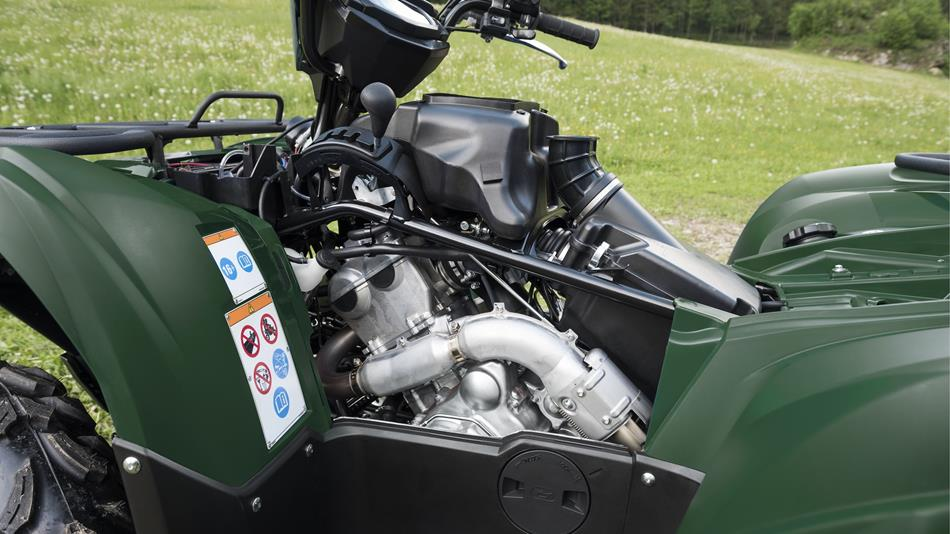 Grizzly 700 EPS / EPS SE / 700 (мод. 2017 года)